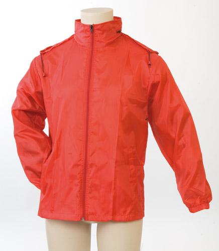 Grid červená bunda do deště