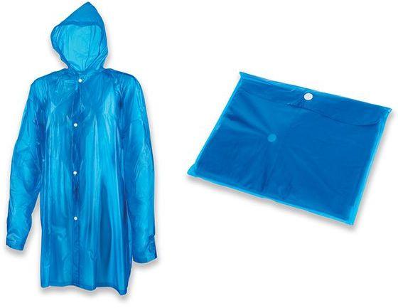 SPLASH igelitová pláštěnka, modrá