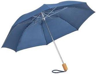 2Sekční deštník 20 palců modrý