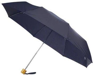 Černý deštník 3sekční 21,5