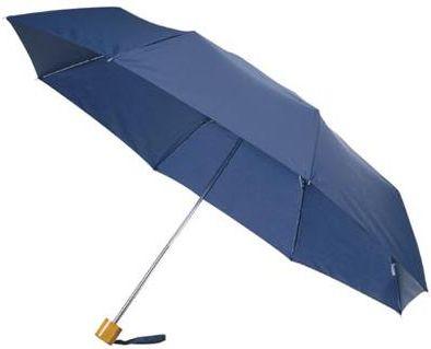 Modrý deštník 3sekční 21,5