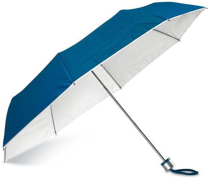 Skládací deštník modrý