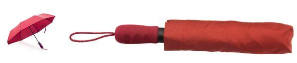 Elmer červený deštník
