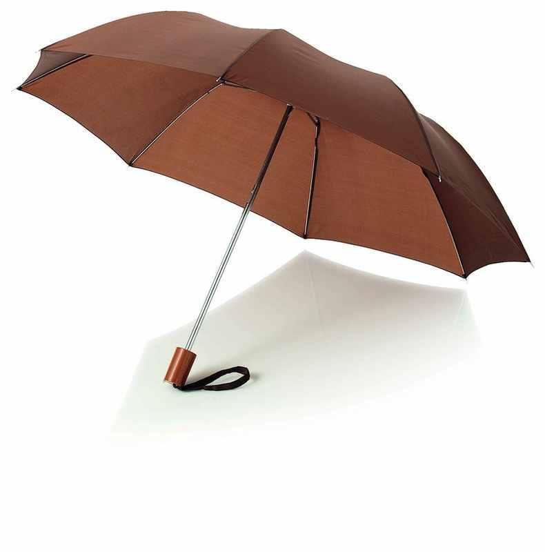 20palcový deštník 2sekční