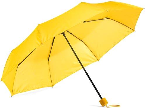 Deštník žlutý