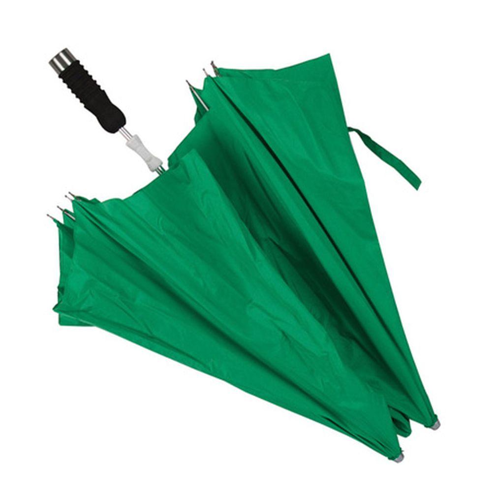 Deštník z mikrovlákna zelený