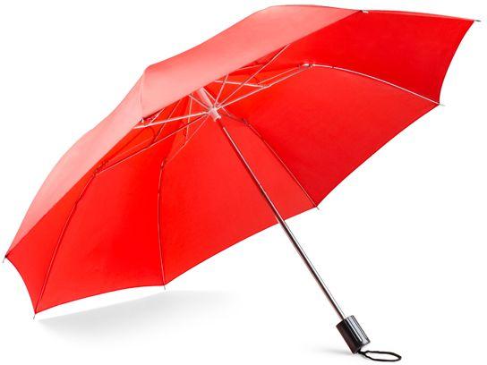 Deštník SAMER červená