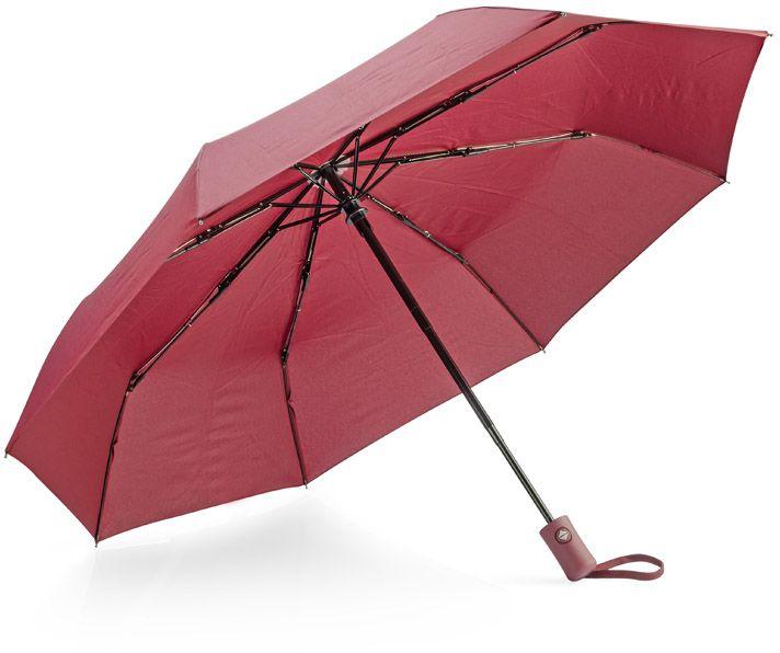 Deštník REGO vínová