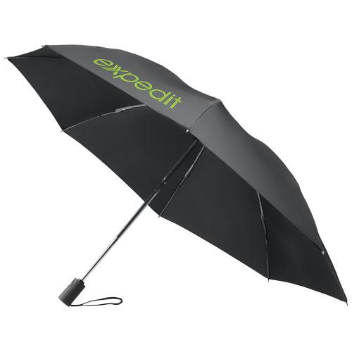 Třídílný 23 reverzní deštník s automatickým otevíráním
