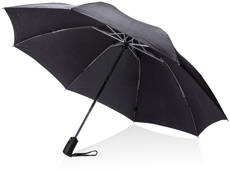 Swis Peak 23 skládací automatický reverzní deštník