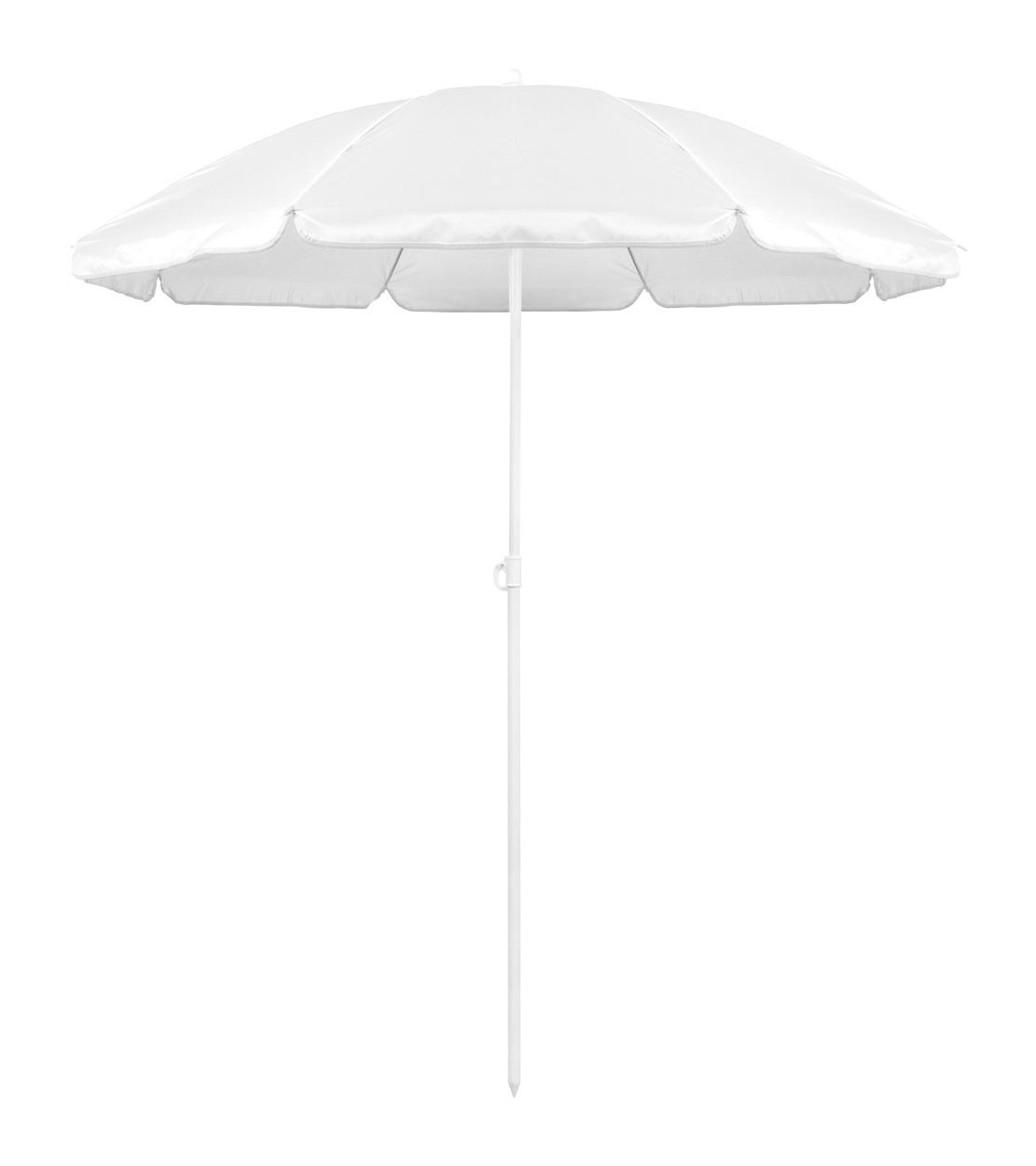 Mojacar bílý slunečník