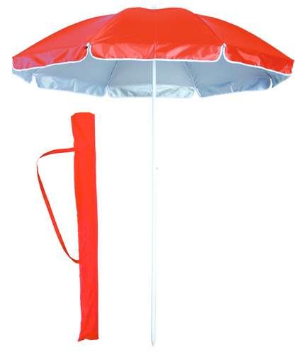 Taner oranžový plážový deštník