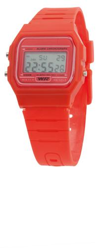 Kibol červené hodinky