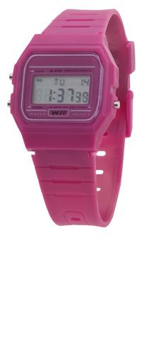 Kibol růžové hodinky