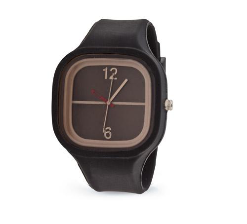 Soltux černé hodinky
