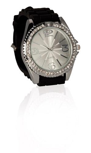 Alma černé hodinky
