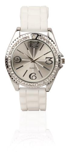 Alma bílé hodinky