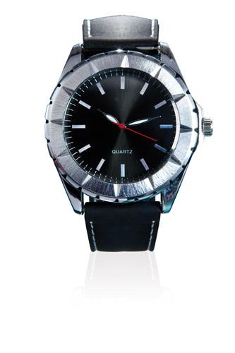 Yunan černé hodinky