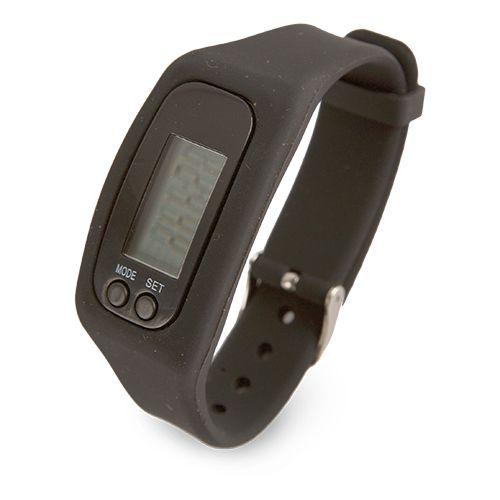 Sportovní hodinky Go walking černé