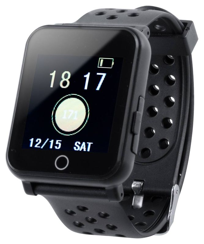 Radilan chytré hodinky