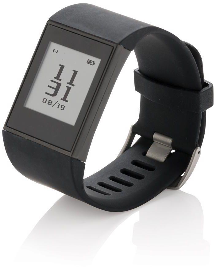 Multisportovní hodinky E-ink