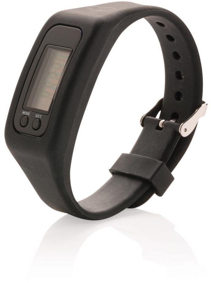 Sportovní hodinky s krokoměrem