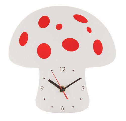 Nursy nástěnné hodiny, houba