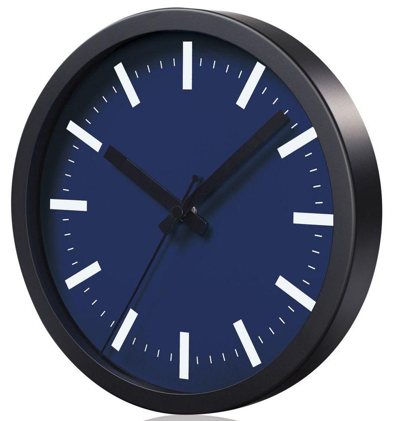 Luxusní nástěnné hodiny Saint-Tropez s potiskem