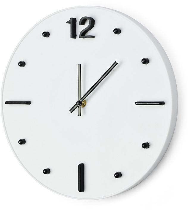 Nástěnné hodiny TECHNO