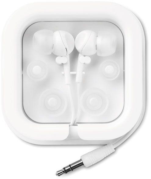Sluchátka do uší - špunty