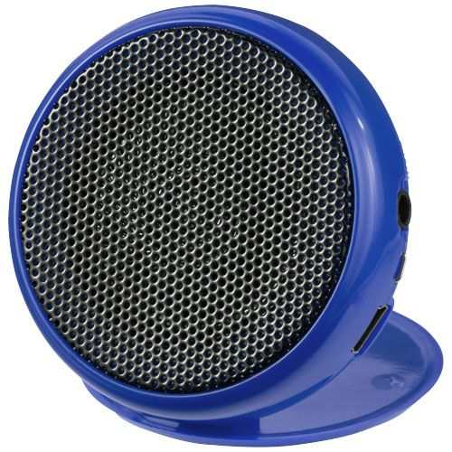 Modrý skládací reproduktor Pollux