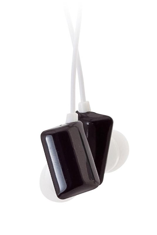 Černá sluchátka 3,5 mm