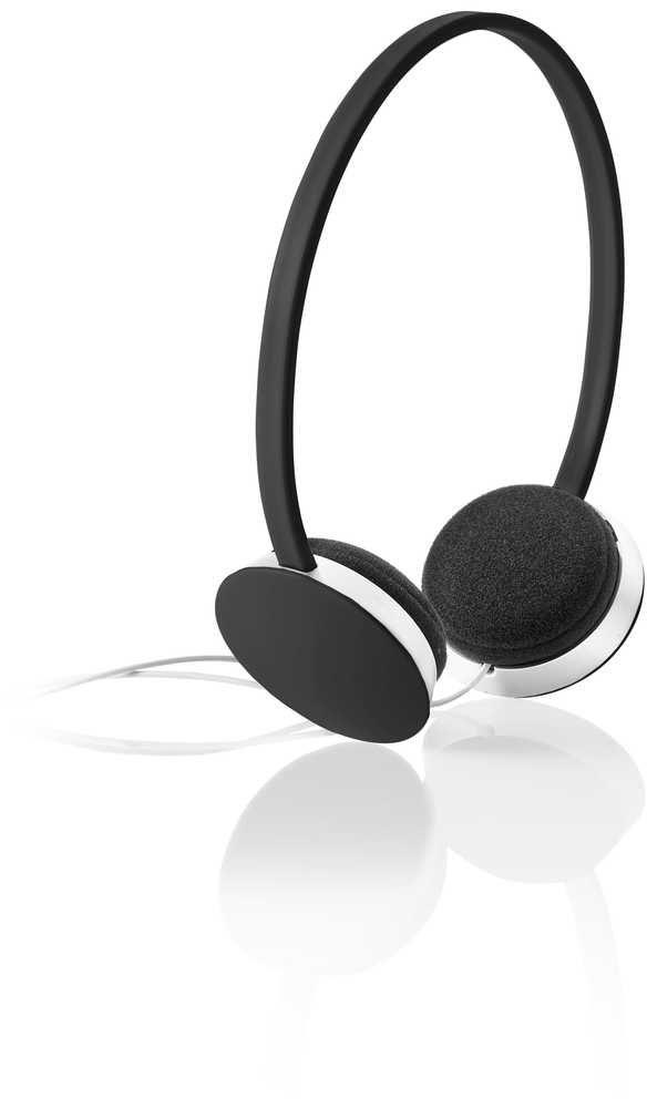AW-2 černá sluchátka přes uši