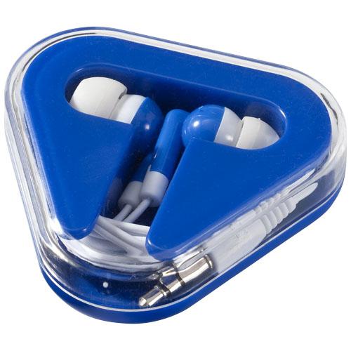 Modrá sluchátka Rebel