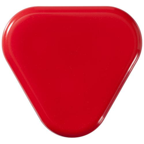 Červená sluchátka Rebel