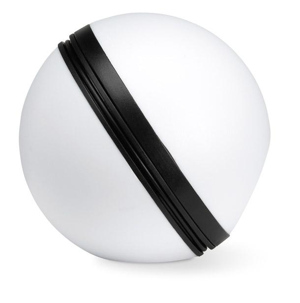 Černý reproduktor Ballas