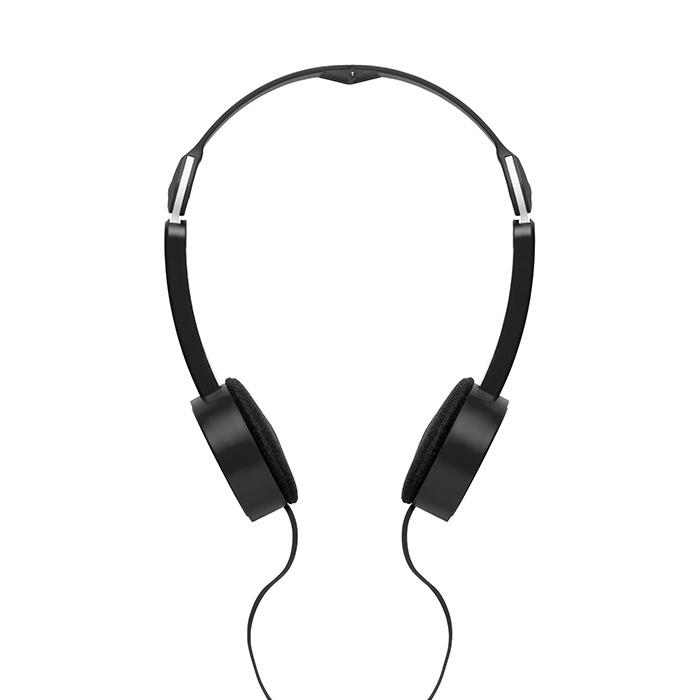 Skládací sluchátka