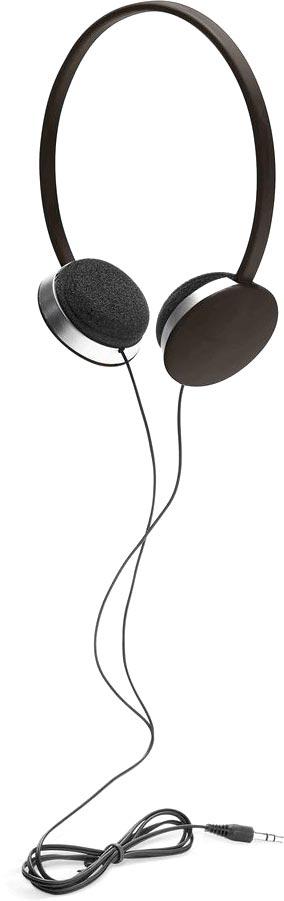 Sluchátka černá