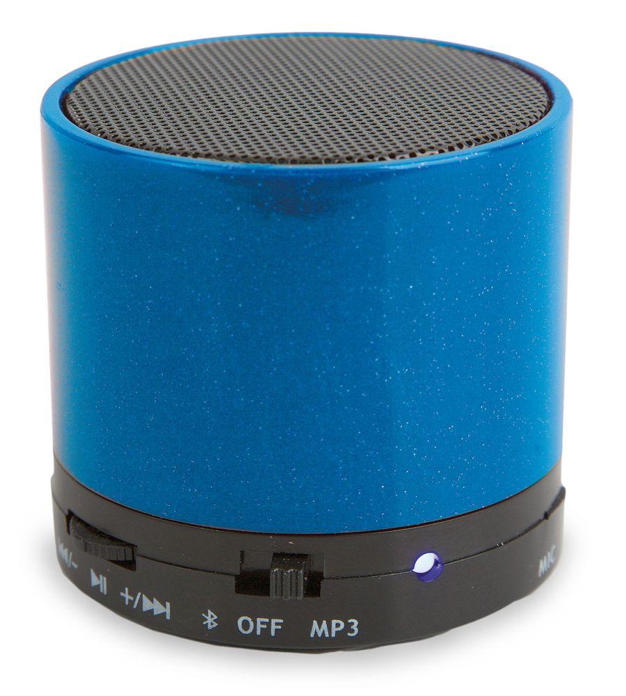 Bluetooth reproduktor modrý