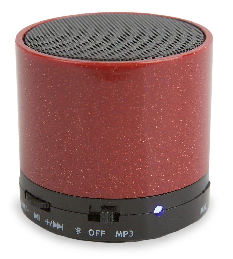 Bluetooth reproduktor červený