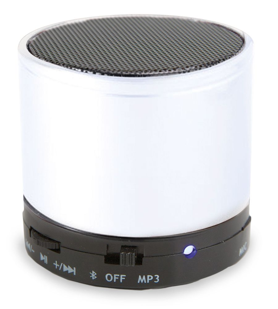 Bluetooth reproduktor bílý