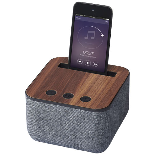Reproduktor Shae Fabric a Wood Bluetooth