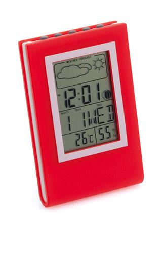 Etna červená meteorologická stanice