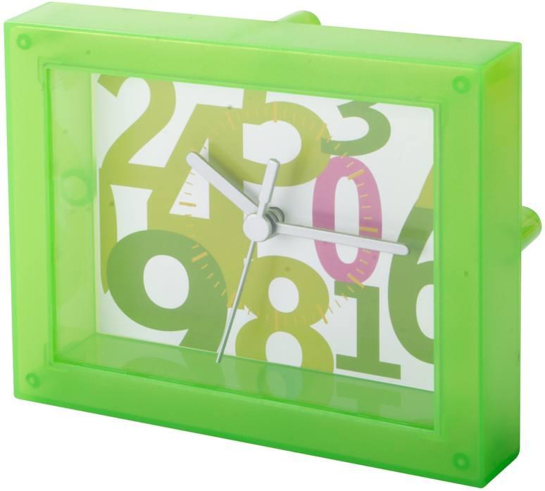 Timestant transparentní stolní hodiny
