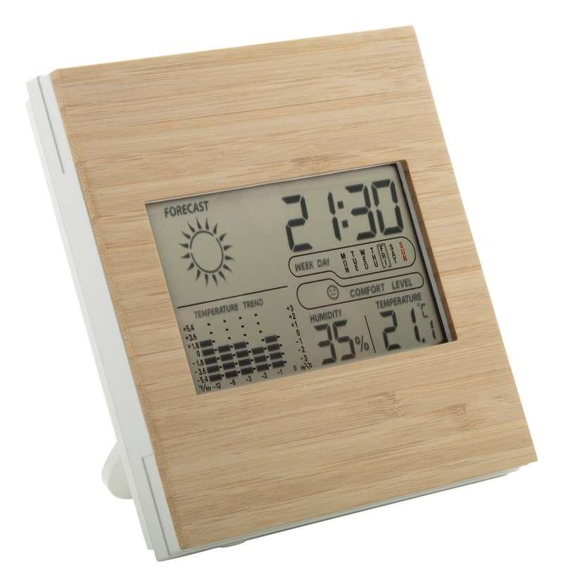 Bambusová meteorologická stanice Boocast
