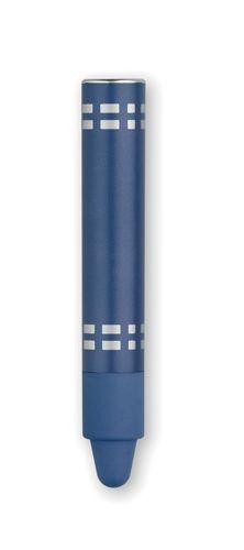 Modré dotykové pero