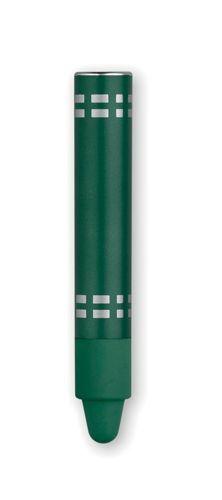 Zelené dotykové pero