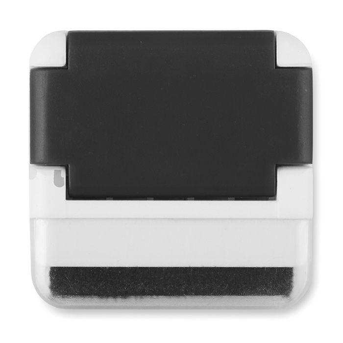 Černý čistič obrazovky