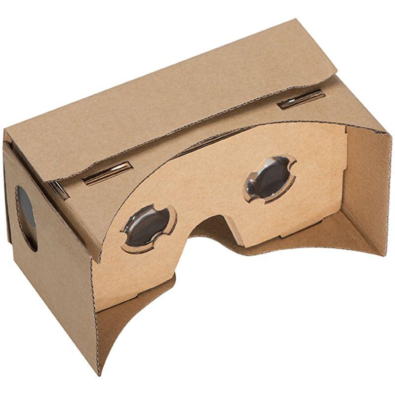 Kartonové VR brýle
