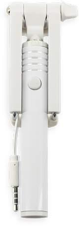 Selfie tyč, bílá